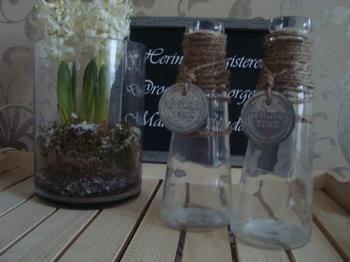Garden fles klein ( laatste )