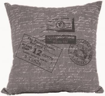 Kussen postzegel 40