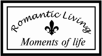 Labelsticker Romantic Living