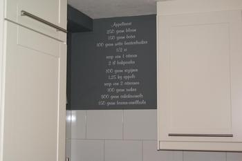 Keukentekst Recept Appeltaart